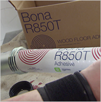 Hardwood Floor Adhesives