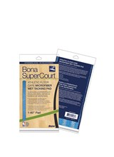 Bona SuperCourt™ Athletic Floor Care Microfiber Wet Tacking Pad